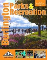 2012 - Burlington Parks and Recreation