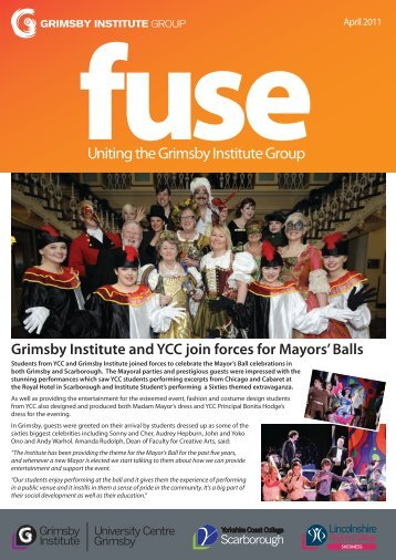 fuse - Grimsby Institute of Further & Higher Education