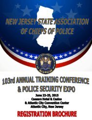 2015 Conference Brochure