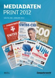 Computerworld Print - IDG Communications