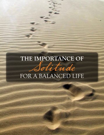 The-Importance-of-Solitude