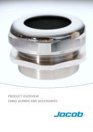 product overview cable glands and accessories - Duelco
