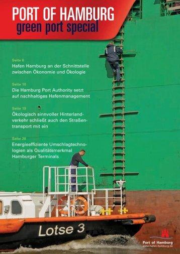 Green Port Special 2010 - Hafen Hamburg