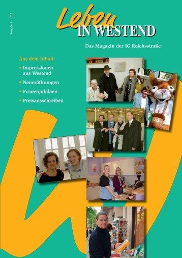 Leben in Westend - Euramedia Werbung Berlin