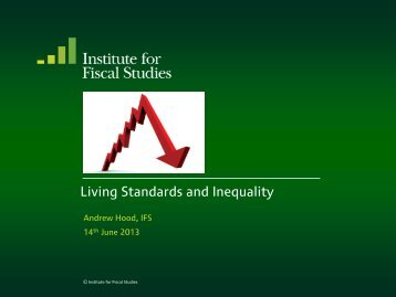 Download full version (PDF 421 KB) - The Institute For Fiscal Studies