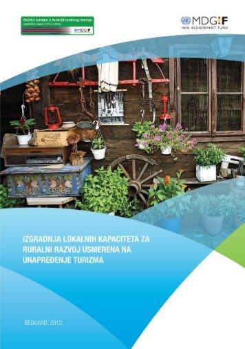 IZGRADNJA lokalnih kapaciteta za ruralni razvoj usmerena na ...