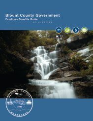 Blount County Government Home Page