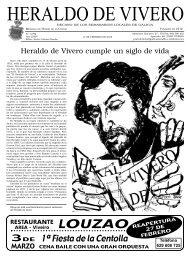Heraldo de Vivero - Colexio Profesional de Xornalistas de Galicia