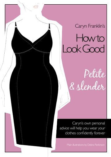 petite and slender ebook - Caryn Franklin's How to Look Good