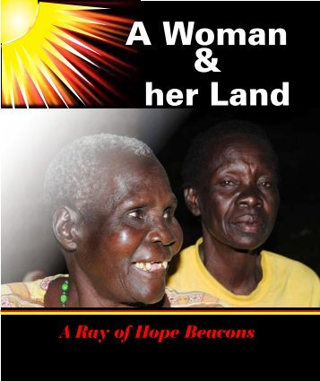A Woman & her Land - Uganda Land Alliance