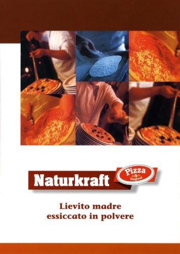Naturkraft-Pizza - Agugiaro & Figna Molini SpA