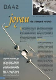 012-015 Essai en vol DA42.indd - Diamond Aircraft