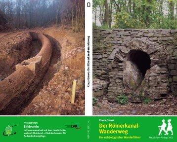 Der Römerkanal- Wanderweg - Klaus Grewe