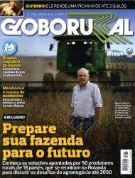 Prepare sua fazenda para o futuro - Rabobank