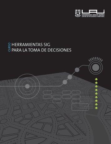 herramientas sig para la toma de decisiones - Universidad Adolfo ...