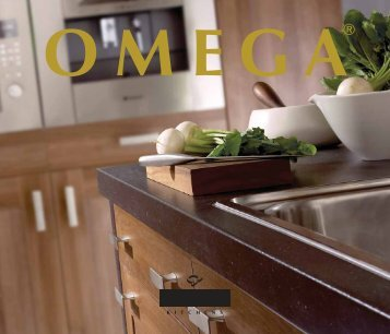 Omega Kitchens Brochure - Kitchens123