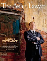 Asia by the Back Door - Duane Morris LLP
