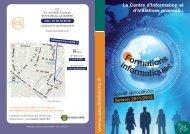 Calendrier des formations - saison 2011/2012 - Deuil-la-Barre