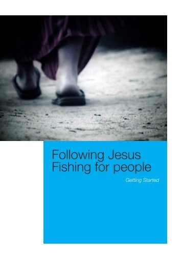 Following and Fishing - Movements that Change the World
