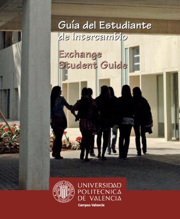 Exchange student guide 2010-2011 - Oficina de Programas ...
