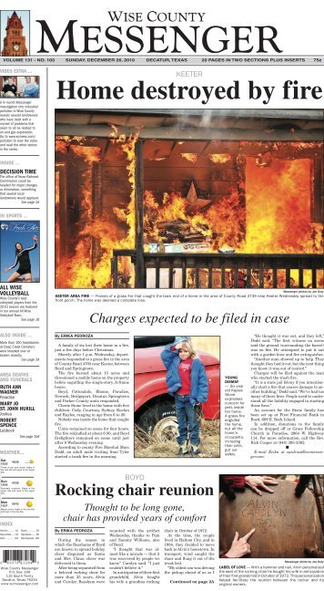 12-26-2010-Sunday - Wise County Messenger