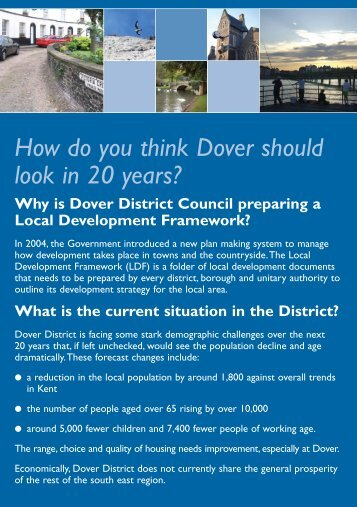 Dover exhibition - Dover District Council