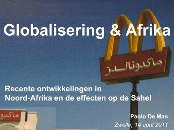 Globalisering & Afrika