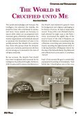 The World Is Crucified Unto Me - Bible Witness Media Ministry - Page 3