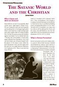 The World Is Crucified Unto Me - Bible Witness Media Ministry - Page 6