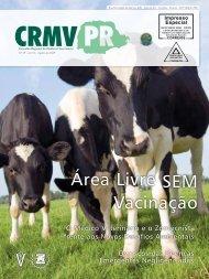 Área Livre SEM Vacinação - CRMV-PR