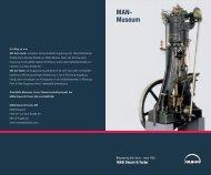 MAN- Museum - MAN Diesel & Turbo SE