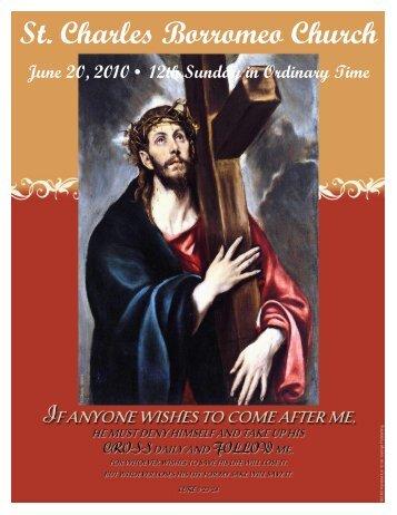 June 20, 2010 - St. Charles Borromeo Church