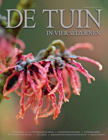 DE TUIN - Museum Boerhaave