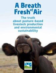 A Breath of Fresh Air - Animal Welfare Approved