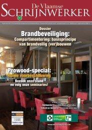 Brandbeveiliging: - Magazines Construction