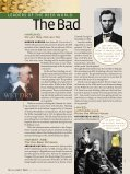 The BesT and WorsT PresidenTs - Page 6