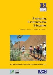 Evaluating Environmental Education - UNECE