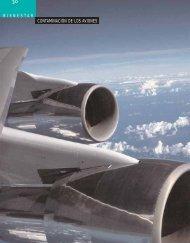 contaminación de los aviones - Revista Consumer