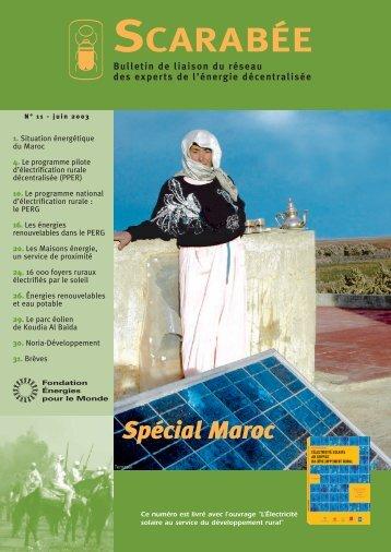 SCARABÉE - Energies Renouvelables