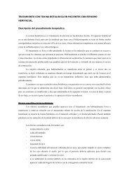 TRATAMIENTO CON TOXINA BOTULINICA EN PACIENTES CON ...