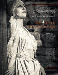 Une emme d'un certain âge - Diana-Florina Cosmin
