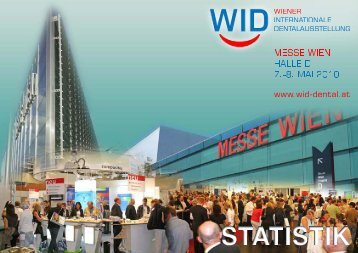 WID 2010 - Wiener Internationale Dentalausstellung
