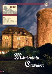 Report Hotel Burg Trendelburg - lohbeck privathotels