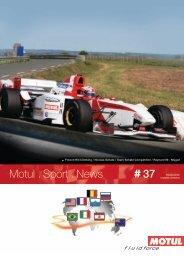 Motul . Sport . News 37