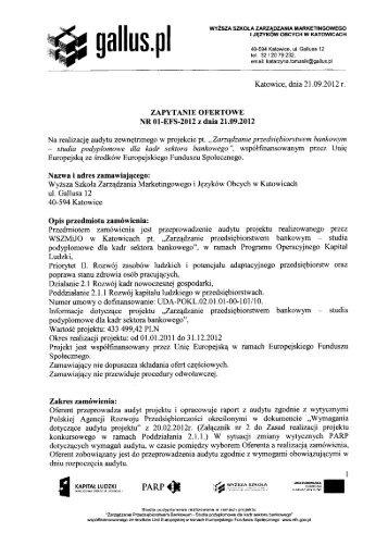 JĘZYKÓW oBcYcH w mrowIcAci-I - Wyższa Szkoła Zarządzania ...