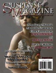 Survivor Types… - Suspense Magazine