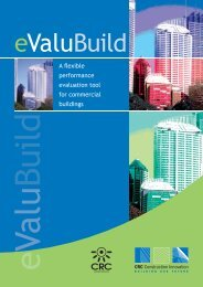 A flexible performance evaluation tool for commercial buildings