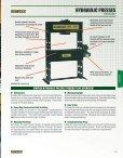 HYDRAULIC PRESSES - Simplex - Page 2