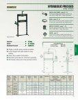 HYDRAULIC PRESSES - Simplex - Page 6