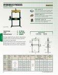 HYDRAULIC PRESSES - Simplex - Page 7
